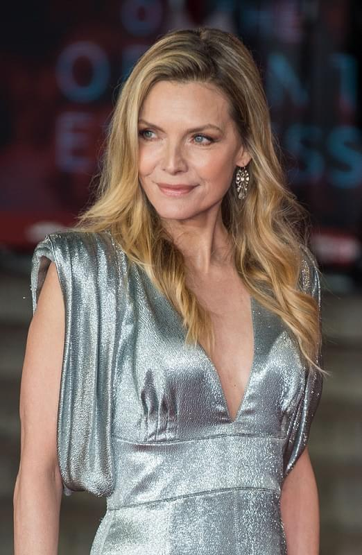 audience boos film festival moderator for asking michelle pfeiffer