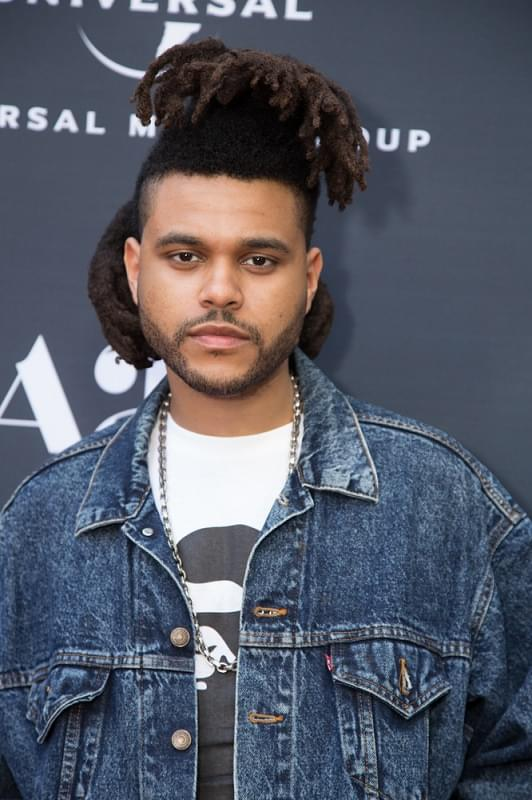 Today*s Star – The Weeknd