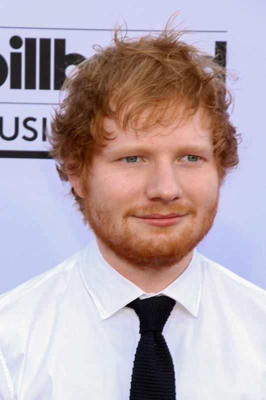 Ed Sheeran Donates Life Sized Lego Model of His Head to Charity