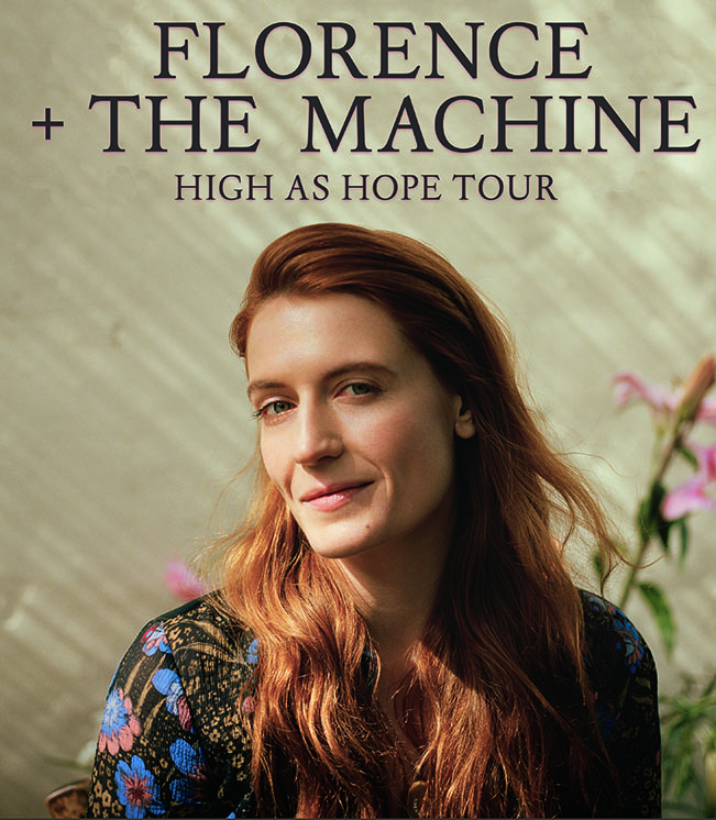 Win tickets to Florence + The Machine