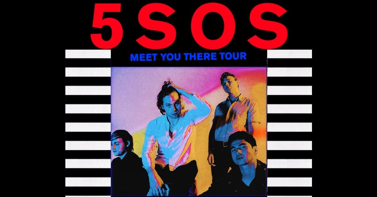 Win tickets to 5 Seconds of Summer