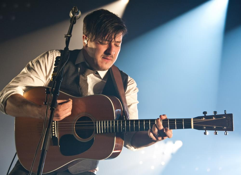 Mumford & Sons Announce 60-Date Worldwide Tour. Including Their First Ever Stop In Connecticut