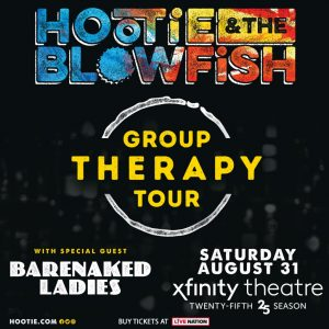 Hootie and the Blowfish: Group Therapy tour