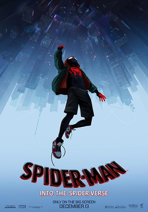 Enter to win tickets to Spider-Man Into The Spider-Verse