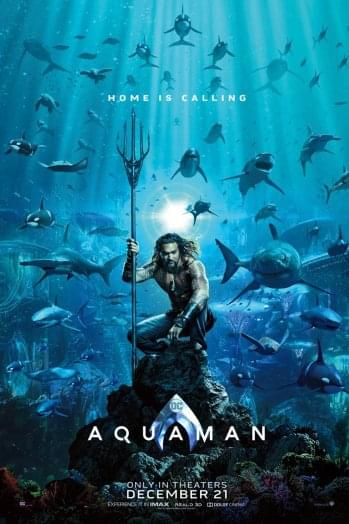 Enter to win tickets to Aquaman