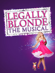 Win tickets to Legally Blonde The Musical