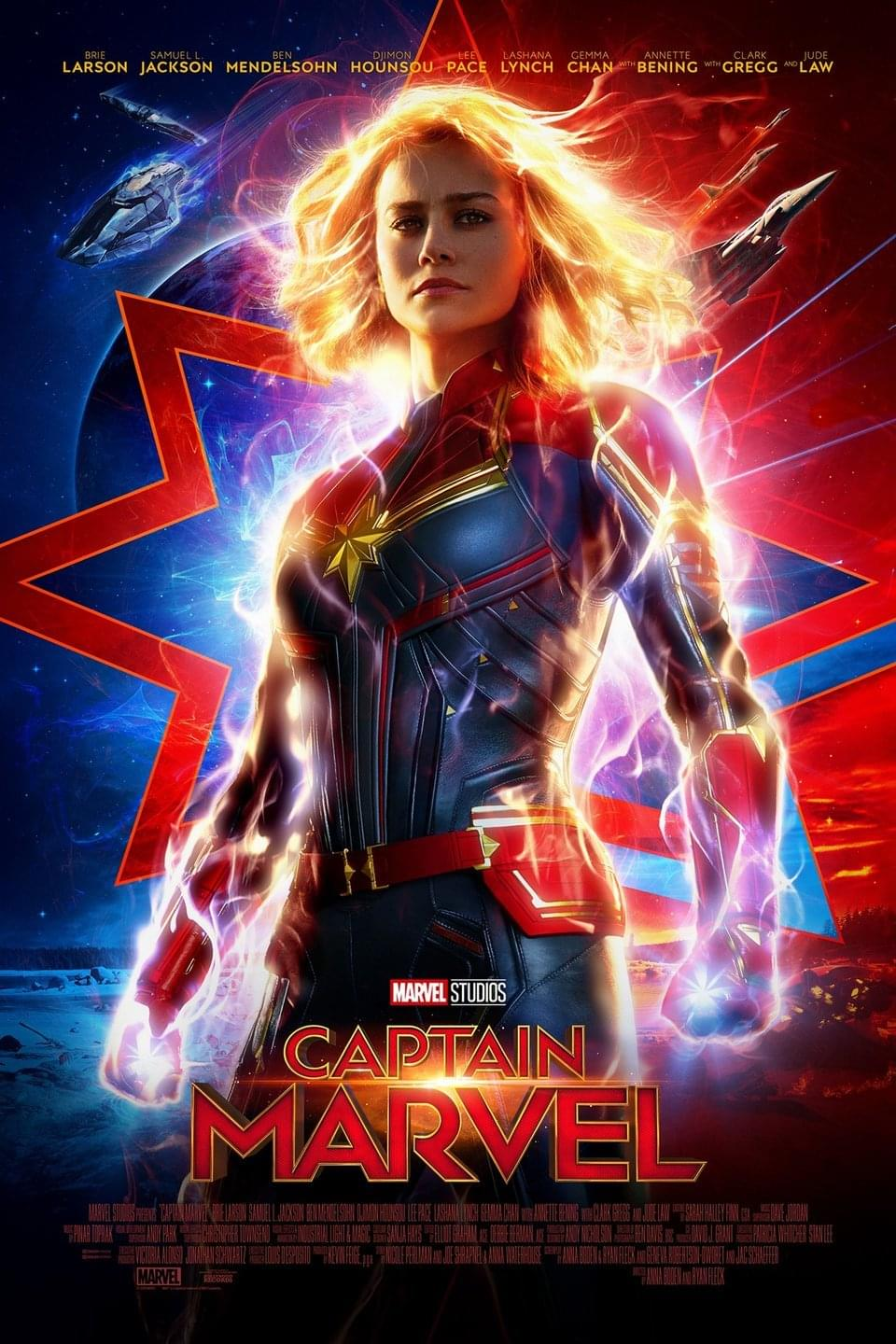 Enter to win tickets to the Star 99.9 Captain Marvel Screening