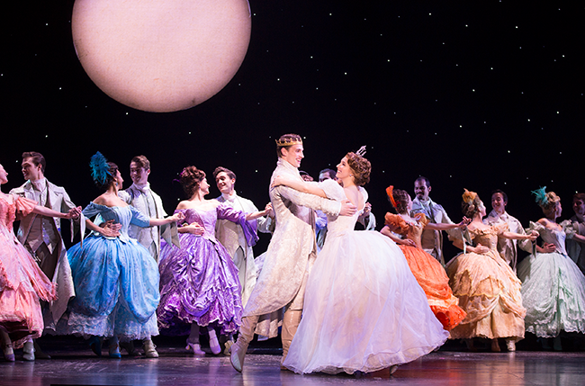 Win tickets to RODGERS + HAMMERSTEIN'S CINDERELLA