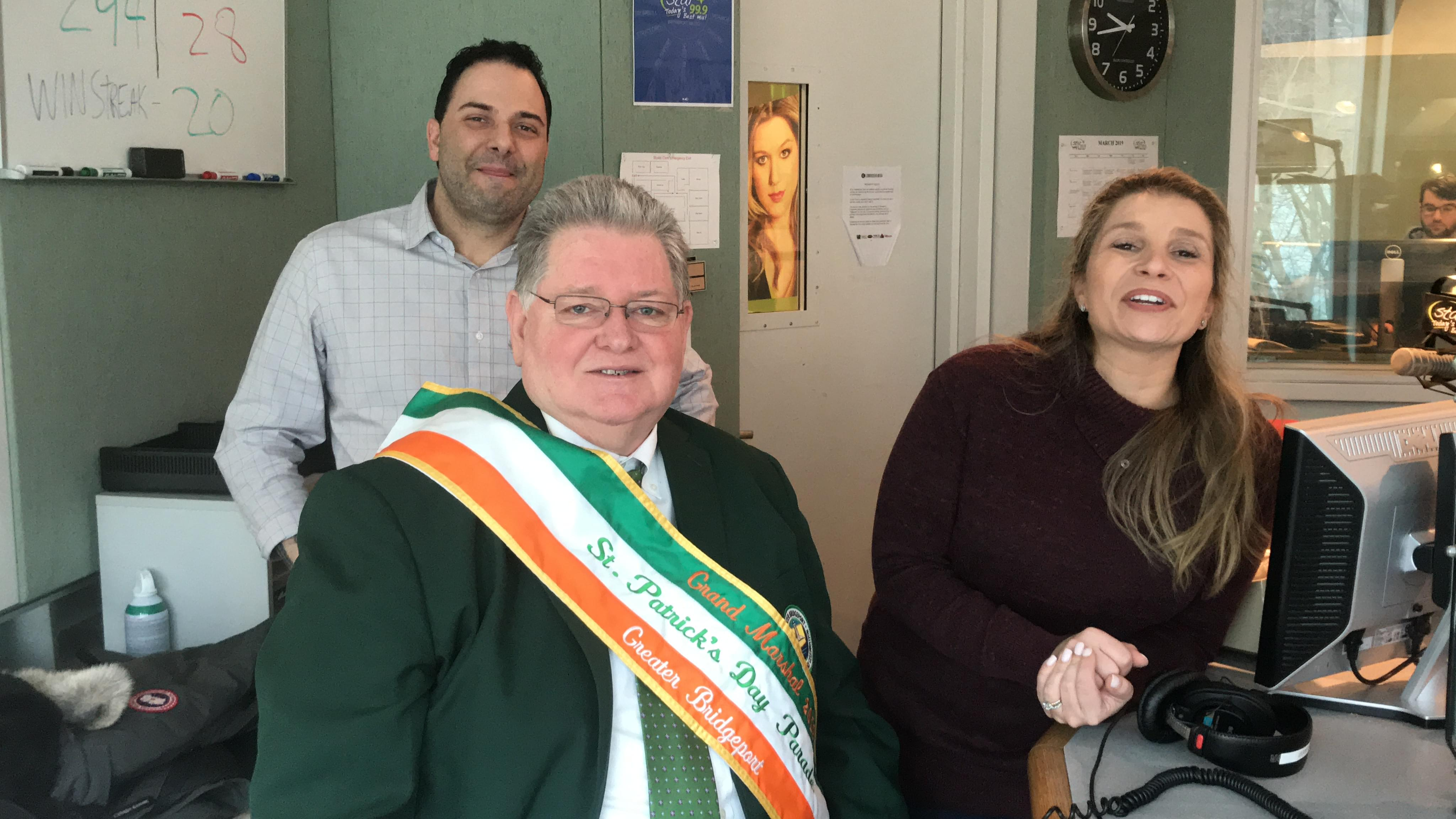 60 Seconds Behind the Scenes- Grand Marshal of the Bridgeport Parade, Peter Carroll