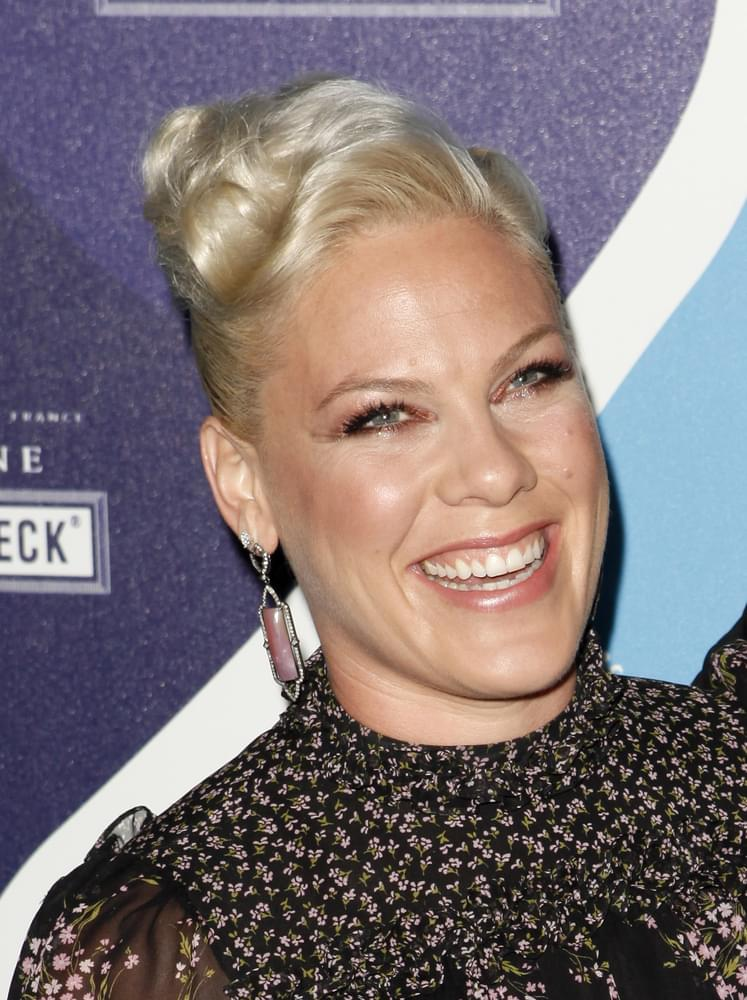 Can Pink's new song hold the top spot on the Shooting STARS Countdown?
