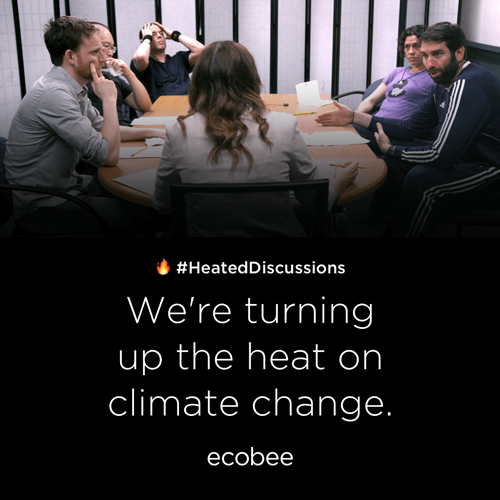 Enter to win a ecobee4 smart thermostat