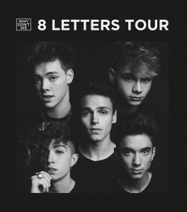 Enter to win Tickets to Why Don't We