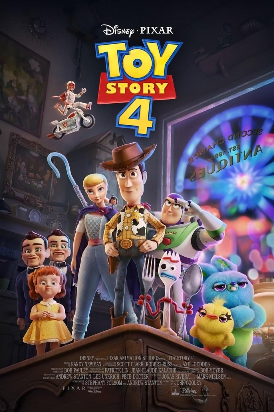 Enter to win tickets to the Star 99.9 Screening of Toy Story 4