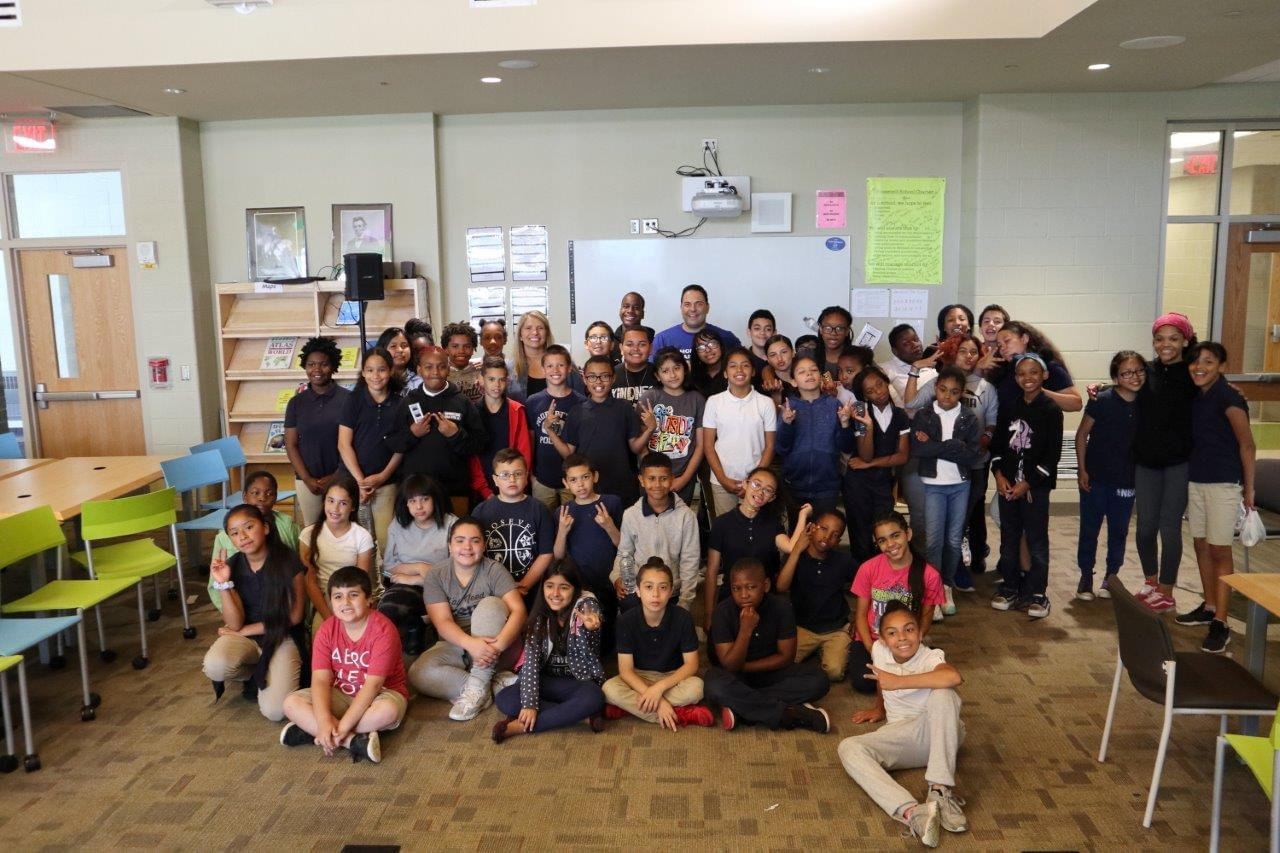 End of Year Party with Roosevelt School 6/12/19