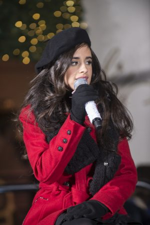 5th Harmony in Concert at Lord & Taylor's Holiday Window Unveiling in New York City - November 13, 2013
