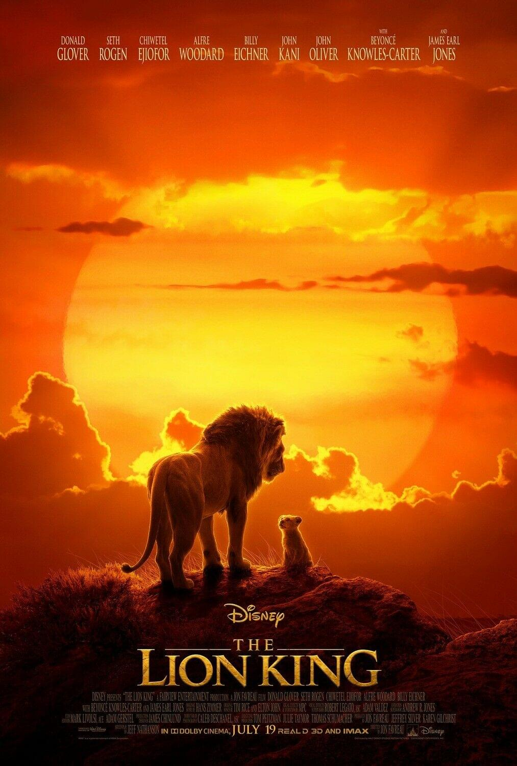 Win tickets to the Star 99.9 Screening of 'The Lion King'