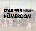 Star 99.9 Balise Hyundai of Fairfield Homeroom: June 2019