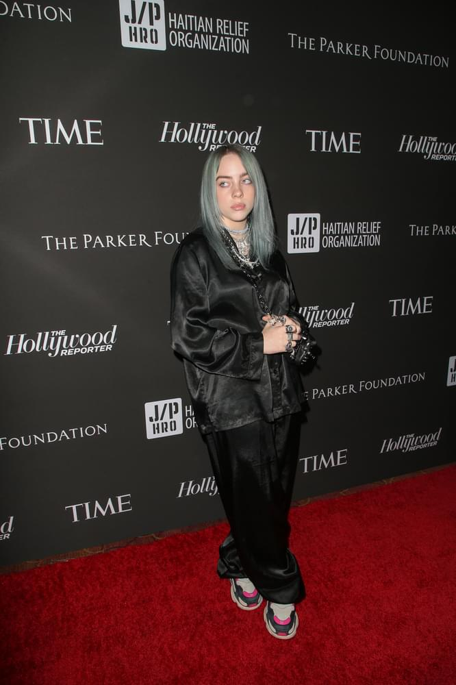 Will Billie Eilish take the top spot on the Shooting STARs Countdown?