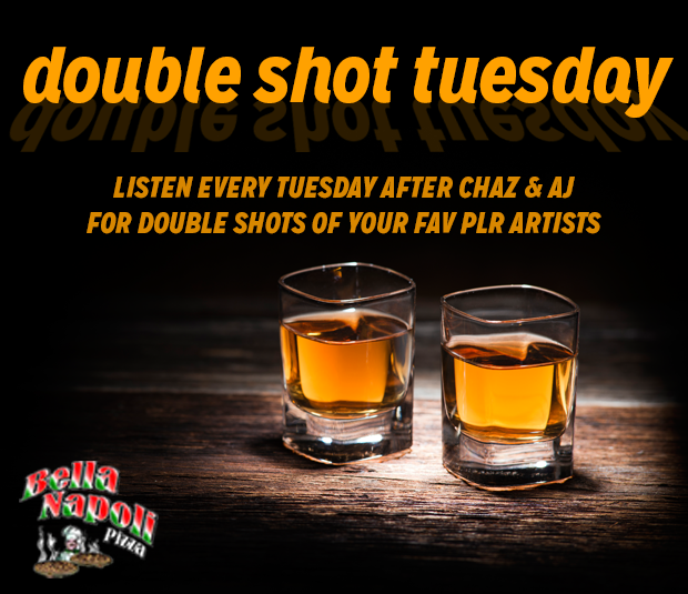 Double Shot Tuesday