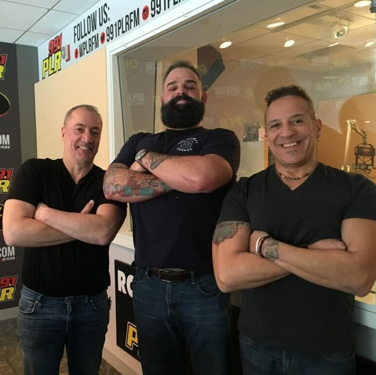 "1/9/18 – Chaz and AJ Podcasts – Russell J Holmes from ""Garage Rehab,"" Peter Moraski's Funeral Commercials"