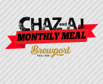 Win tickets to Chaz & AJ's Monthly Meal