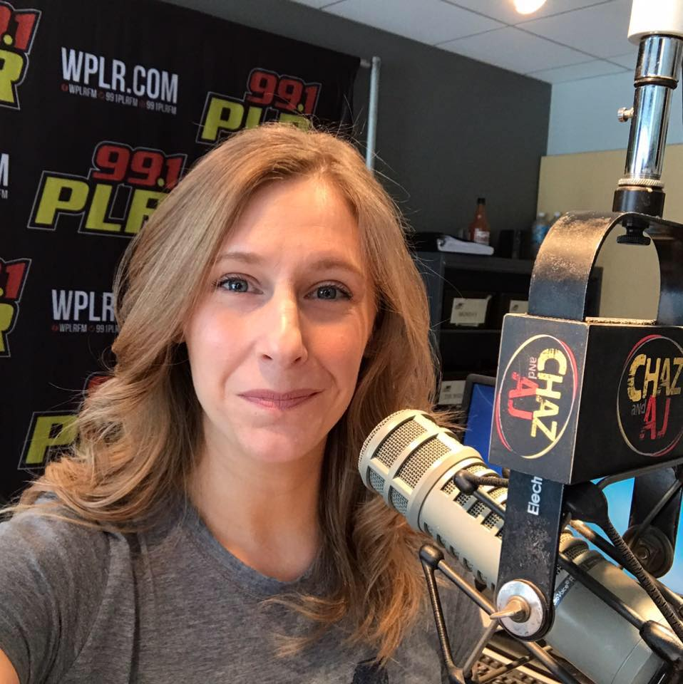 WPLR Personality Claudine Explains What Rucking Is