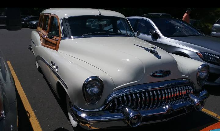 AJs Car Of The Day 1953 Buick Roadmaster Estate Wagon