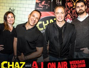 CHAZ AND AJ CREW