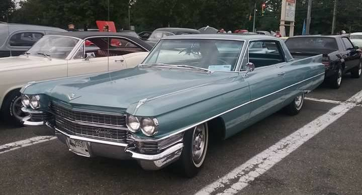 Aj s car of the day 1964 cadillac coupe de ville 99 1 plr - Cadillac coupe deville a vendre ...
