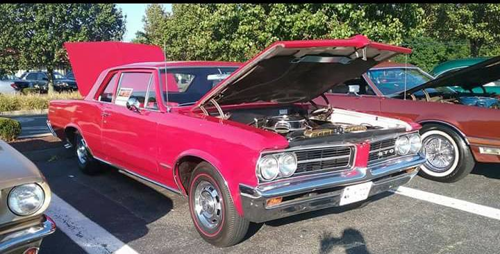 Aj S Car Of The Day 1964 Pontiac Gto 2 Door Coupe 99 1 Plr