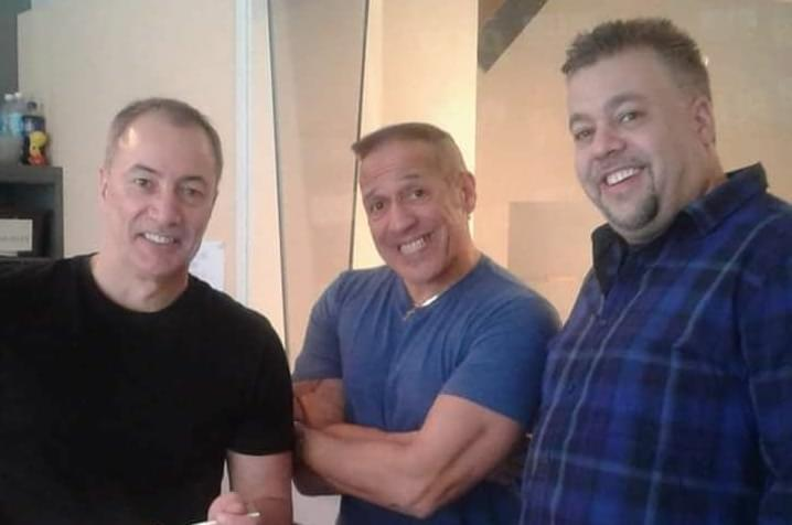 What's Up With Sports Betting & Comedian Dave Reilly In Studio