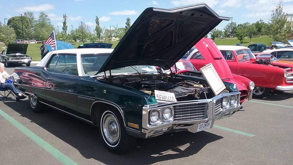 AJ's Car of the Day: 1970 Buick Electra 225 Custom