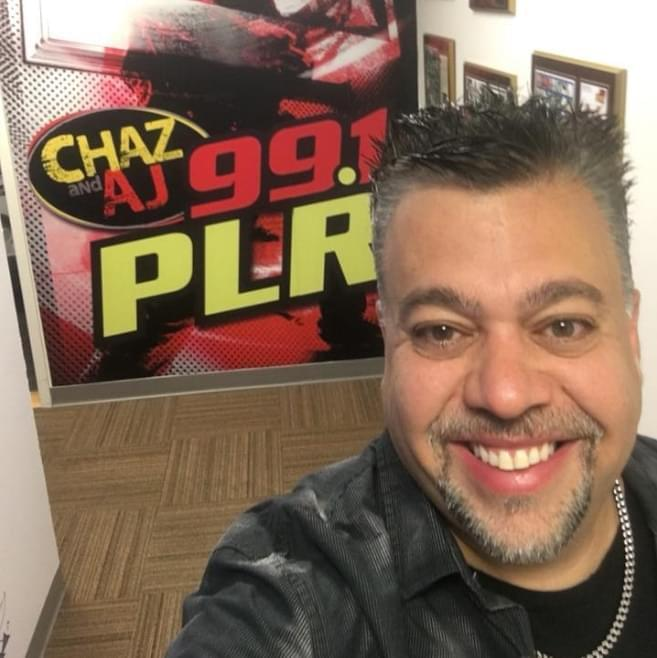 On Today's Chaz & AJ: Comedian Dave Reilly, Loser of the Week, Pepe's Pizza