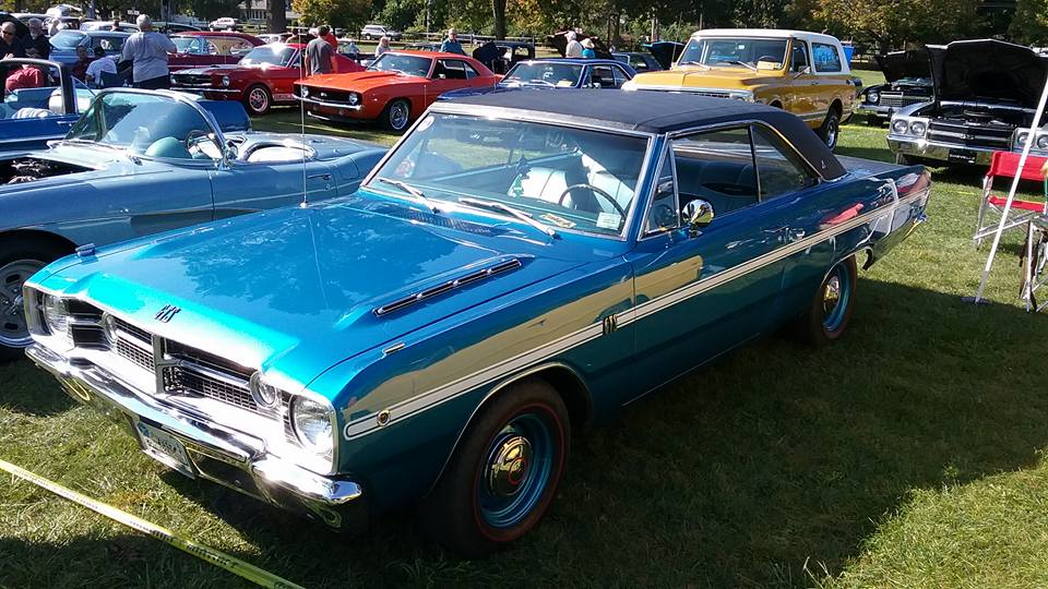 "AJ's ""Badass Friday"" Car of the Day: 1968 Dodge Dart GTS Coupe"