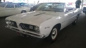 1968 Plymouth Barracuda convertible