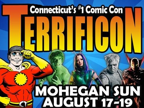 Terrificon at Mohegan Sun
