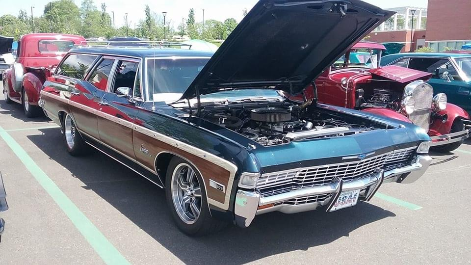 AJ's Car of the Day: 1968 Chevrolet Caprice Estate Wagon