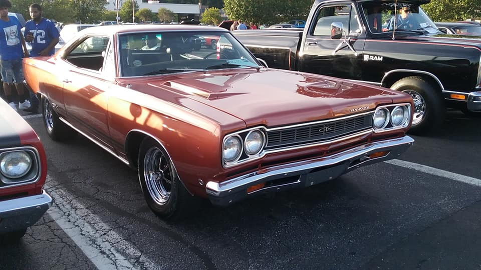"AJ's ""Badass Friday"" Car of the Day: 1968 Plymouth 440 GTX Hardtop Coupe"