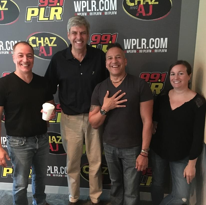 8/13/18 – Chaz and AJ Podcasts – The Best of Henry Winkler, Stolen Plane Tower Audio, Bob Stefanowski's Primary Thoughts
