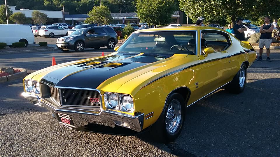 Buick Gran Sport >> Aj S Badass Friday Car Of The Day 1970 Buick Gran Sport 455 Stage