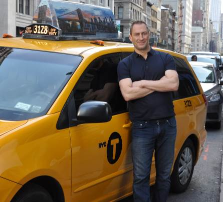On Today's Chaz & AJ: Ben Bailey From Cash Cab In Studio!