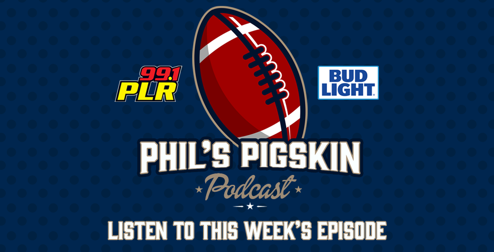 Phil's Pigskin Podcast – The Crumbling of Washington