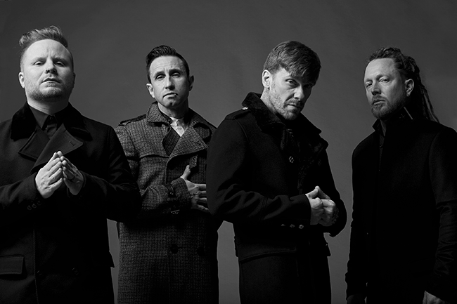 Enter to win: Shinedown with Papa Roach
