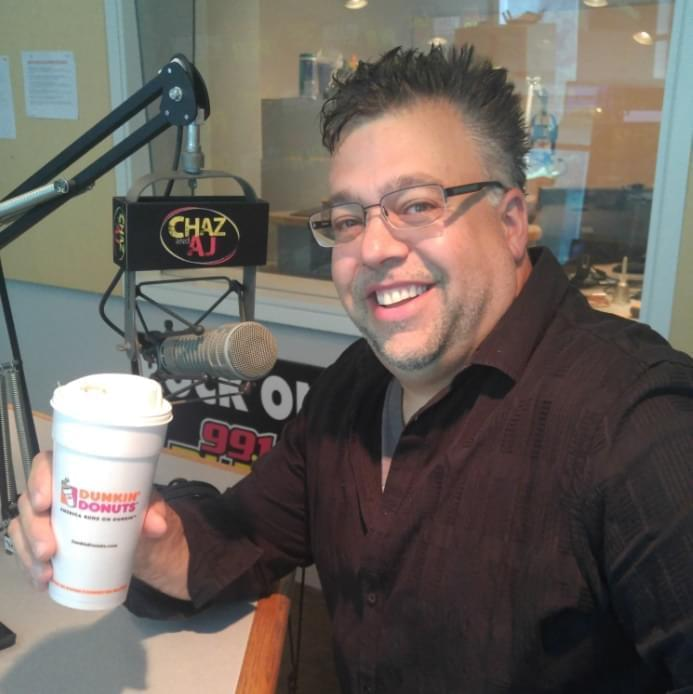 On Today's Chaz & AJ: Comedian Dave Reilly, Loser of the Week, A Song That Will Get Stuck In your Head