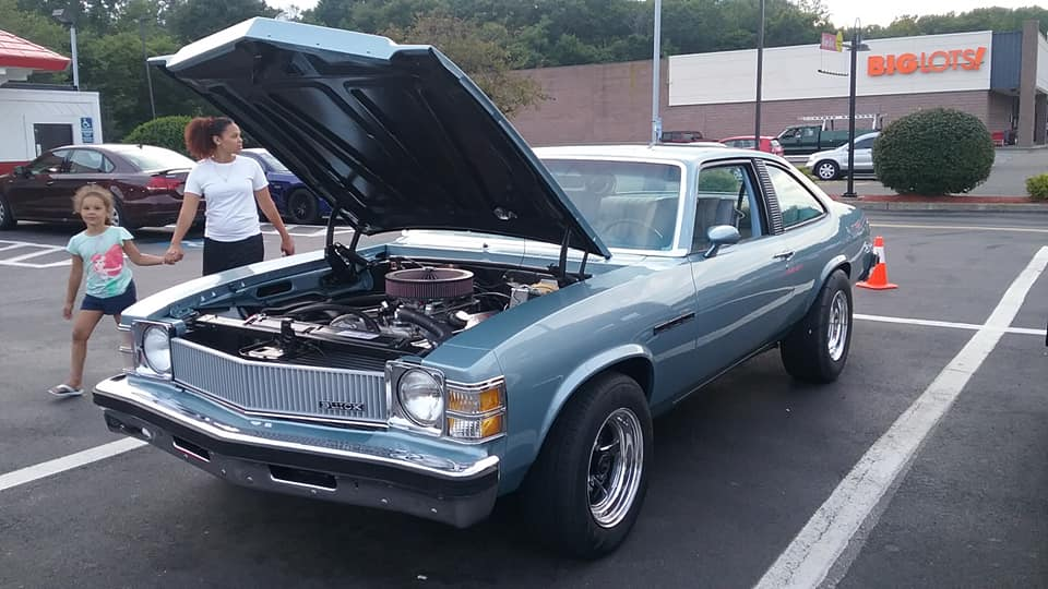 AJ's Car of the Day: 1977 Buick Skylark Coupe