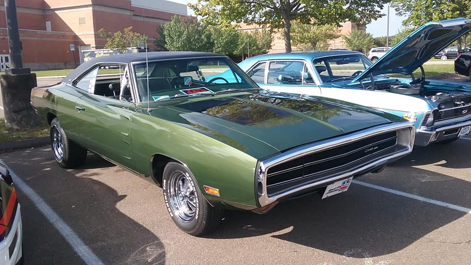 "AJ's ""Badass Friday"" Car of the Day: 1970 Dodge Charger Hardtop Coupe"