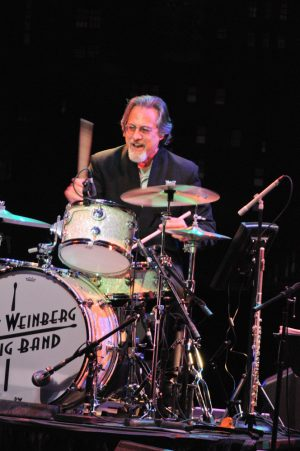 The Max Weinberg Big Band in Concert to Benefit People with ALS at the Count Basie Theater in Red Bank - June 11, 2010