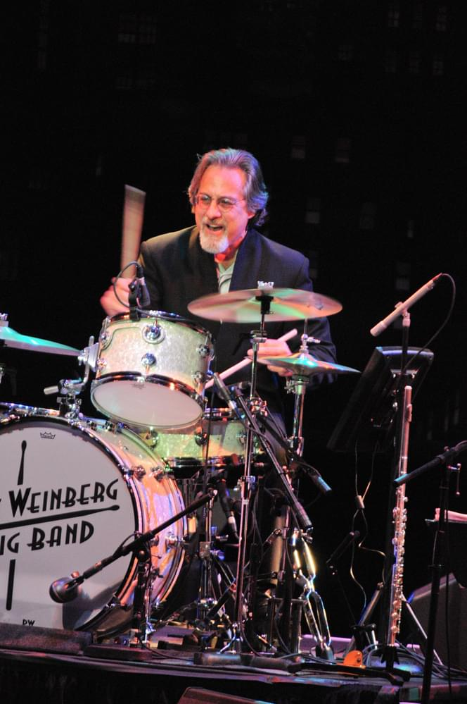On Today's Show: Max Weinberg, Street Pete,  Wanna Be A Kidney Donor?