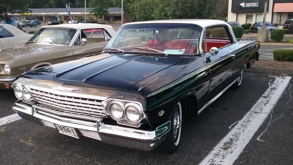 Aj S Car Of The Day 1962 Chevrolet Impala Ss Sports Coupe