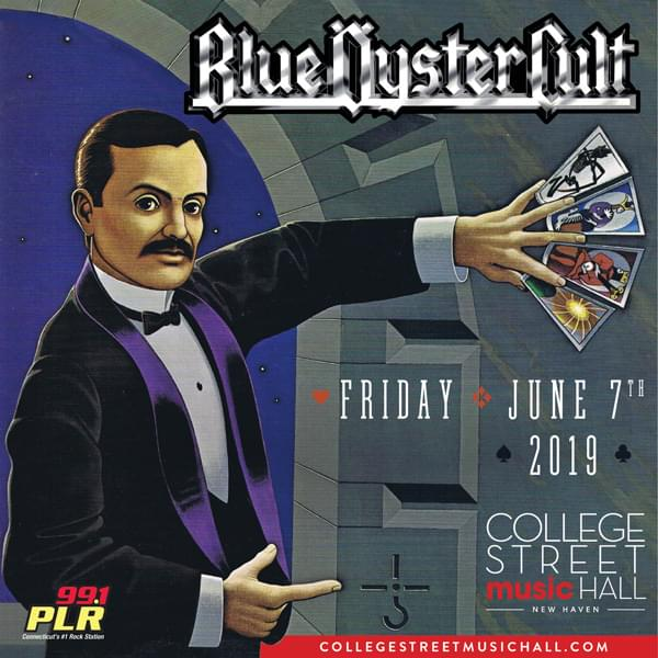99.1 PLR Presents Blue Oyster Cult